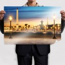 The Luxor Obelisk Paris Poster 36x24 inch