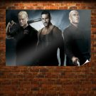 Universal Soldier 4 Poster 36x24 inch