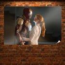 Iron Man Love Poster 36x24 inch
