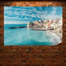 The Cinque Terre View Poster 36x24 inch