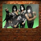 Kiss The Rock Poster 36x24 inch