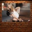 Delta Lea Goodrem Poster 36x24 inch