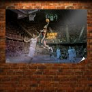 Basketball Player  Poster 36x24 inch