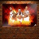 Nba 2013  Poster 36x24 inch