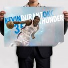 Kevin Durant Wallpaper Poster 36x24 inch