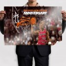 Michael Jordan Chicago Bulls  Poster 36x24 inch