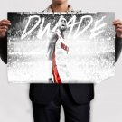 Dwyane Wade 2014  Poster 36x24 inch