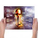 Nba Playoffs 2011  Poster 24x18 inch