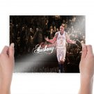 Carmelo Anthony New York Knicks Wallpaper Poster 24x18 inch