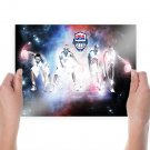 Team Usa 2012  Poster 24x18 inch
