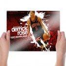 Chicago Bulls Rose  Poster 24x18 inch