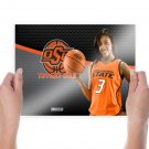Oklahoma State Football  Poster 24x18 inch