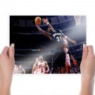 Kevin Garnett Timberwolves  Poster 24x18 inch