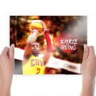 Kyrie Irving Wallpaper Poster 24x18 inch