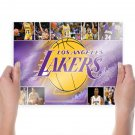 Los Angeles Lakers Logo  Poster 24x18 inch