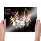 Houston Rockets Star Players Wallpaper Poster 24x18 inch