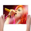 Hayley Williams  Poster 24x18 inch