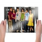 Wizards Of Waverly Place  Poster 24x18 inch