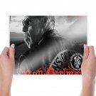 Clay Morrow Sons Of Anarchy  Poster 24x18 inch