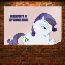 Fat Rarity  Poster 36x24 inch