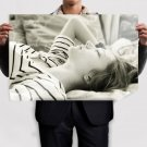 Napping Girl  Poster 36x24 inch
