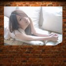 Smiling Asian Girl  Poster 36x24 inch