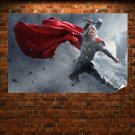 Thor The Dark World  Poster 36x24 inch