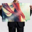 Sensual Redhead  Poster 36x24 inch
