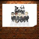 The Godfather  Poster 36x24 inch