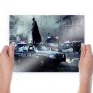 The Dark Knight Rises  Poster 24x18 inch