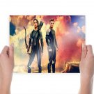 The Hunger Games Catching Fire  Poster 24x18 inch