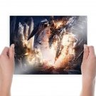 Transformers 4  Poster 24x18 inch