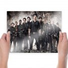 Expendables 2  Poster 24x18 inch