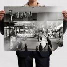 Shop Store Retro Vintege Poster 32x24 inch