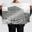 Building Hotel Vermont Burlington Vermont Retro Vintege Poster 32x24 inch