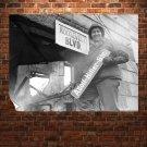 Wwii World War Soldier Signs Retro Vintege Poster 32x24 inch