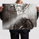 Ruins Retro Vintege Poster 32x24 inch