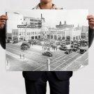 Classic Car Classic Garage Shop Retro Vintege Poster 32x24 inch
