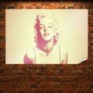 Marilyn Monroe Blonde Face Retro Vintege Poster 36x24 inch