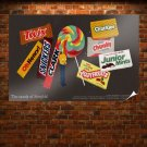 Seinfeld Candy Tv Movie Poster 36x24 inch