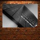 Building Skyscraper  Poster 36x24 inch