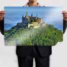 Castle Hdr  Poster 36x24 inch