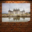 Castle Mansion  Poster 36x24 inch