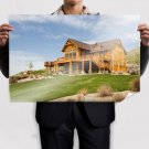 House  Poster 36x24 inch