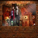 Doctor Who Karen Gillan Redhead Matt Smith Tv Movie Poster 36x24 inch