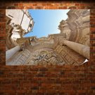 Valencia S Cathedral Cathedral Building  Poster 36x24 inch