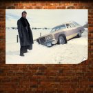 Fargo Billy Bob Thornton Snow Winter Tv Movie Poster 36x24 inch