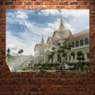 Asian Building  Poster 32x24 inch