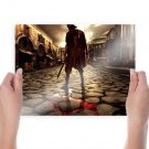 Rome Blood Soldier Sword Tv Movie Poster 24x18 inch