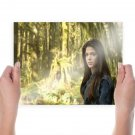 The 100 Brunette Marie Avgeropoulos Tv Movie Poster 24x18 inch